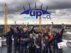 O2 climb team 2