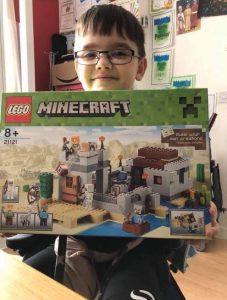 Rowan Lego